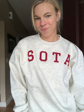 Load image into Gallery viewer, SOTA oatmeal crewneck