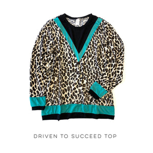 Driven to Succeed Top