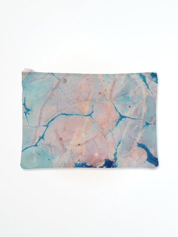 "Pouch ""Marbled"""