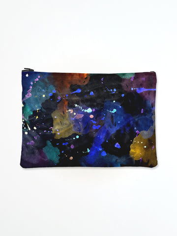 "Pouch ""Splattered"""