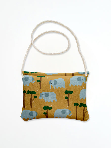 "Purse ""Elephants"""