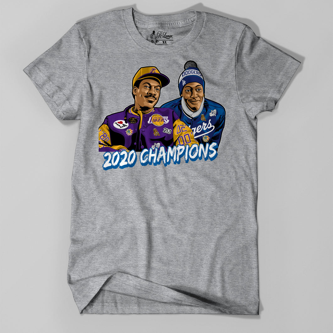 Coming to America - 2020 Champions
