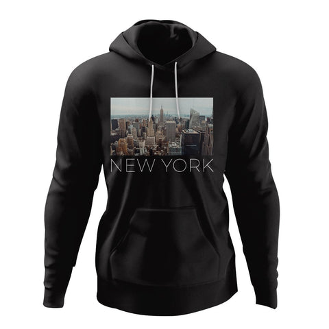 New York City Hoodie  - Style 1 - Custom Made