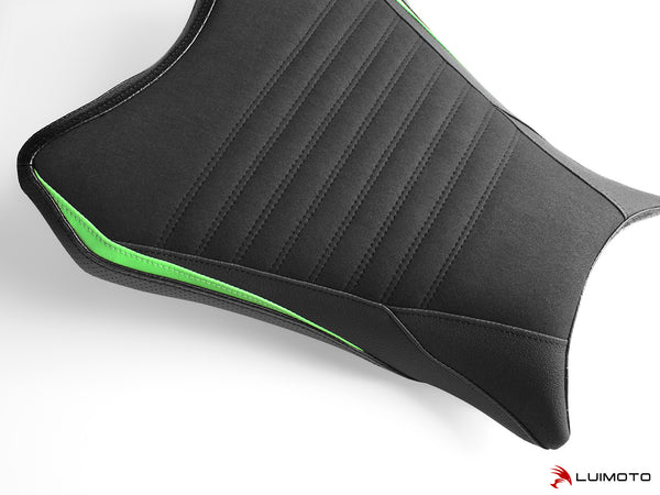 Luimoto Race Rider Seat Cover for Kawasaki ZX-6R