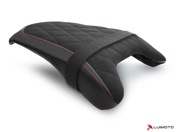 Luimoto Diamond Sport Passenger Seat Cover for Honda CBR 650R