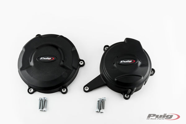 Puig Engine Protective Cover for Ducati Panigale V4/V4S