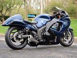Brocks Alien Head 2 Full Exhaust System for Suzuki Hayabusa