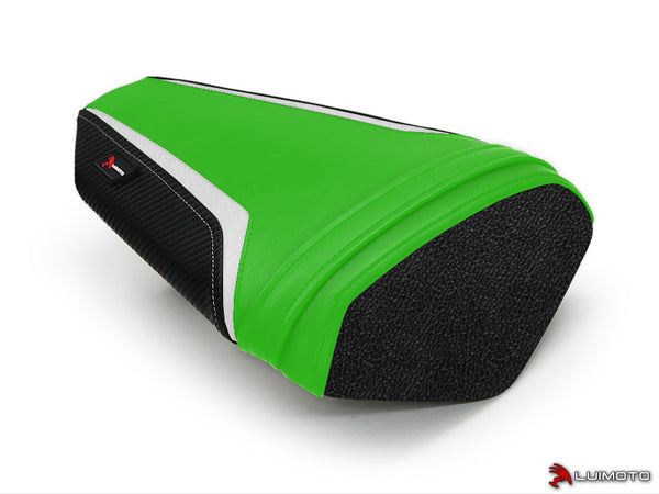 Luimoto Anniversary Edition Passenger Seat Cover for Kawasaki ZX-6R