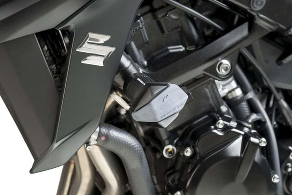 Puig R12 Frame Slider for Suzuki GSX-S750