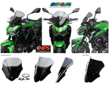 MRA Naked Double Bubble Racing Windscreen for Kawasaki Z900