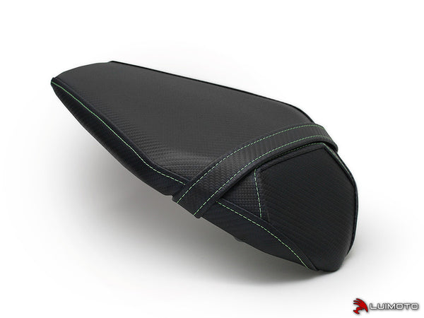 Luimoto Baseline Passenger Seat Cover for Kawasaki ZX-10R