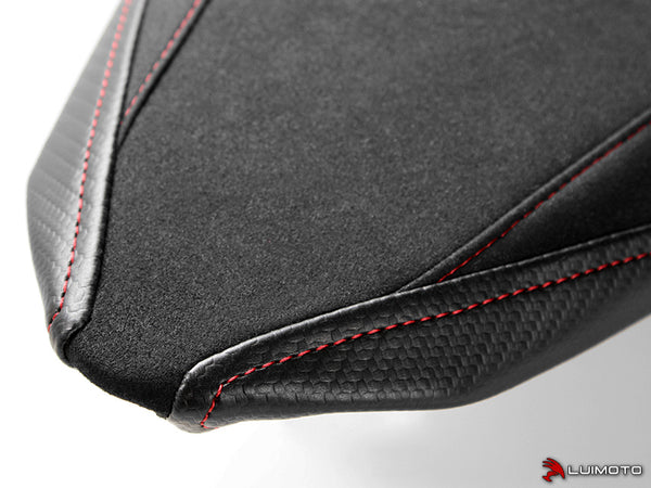 Luimoto Corsa Passenger Seat Cover for Ducati Panigale V4