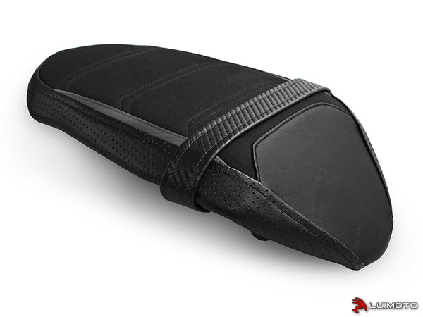 Luimoto R-Cafe Passenger Seat Cover for Triumph Street Triple RS