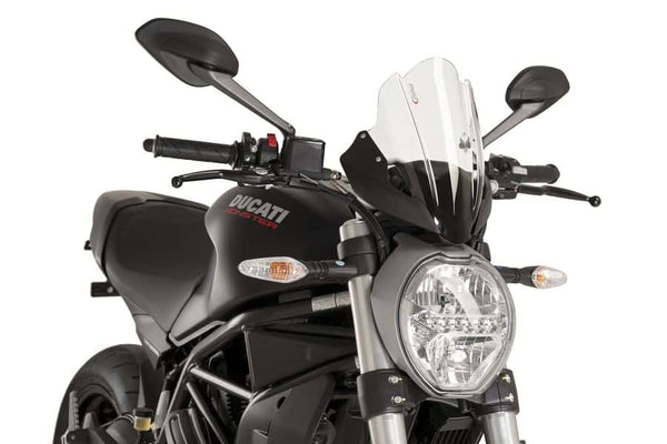 Puig Touring Windscreen for Ducati Monster 821