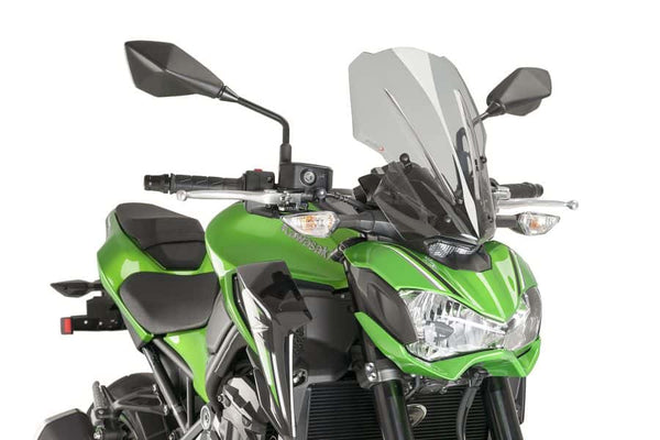 Puig Touring Windscreen for Kawasaki Z900