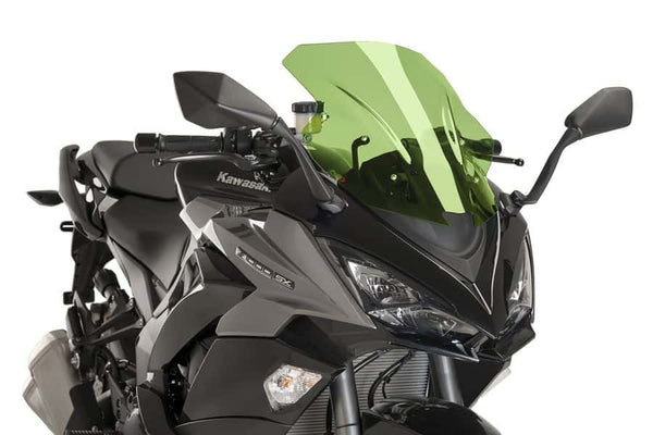 Puig Racing Windscreen for Kawasaki Ninja 1000