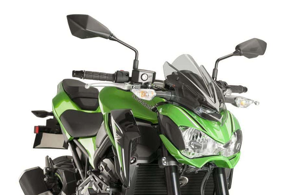 Puig Sport Windscreen for Kawasaki Z900