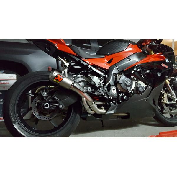 AKRAPOVIC SHORTY GP FULL SYSTEM EXHAUST FOR BMW S1000RR 2015 TO 2018