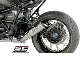 SC Project CR-T Slip-On Exhaust for BMW R NineT