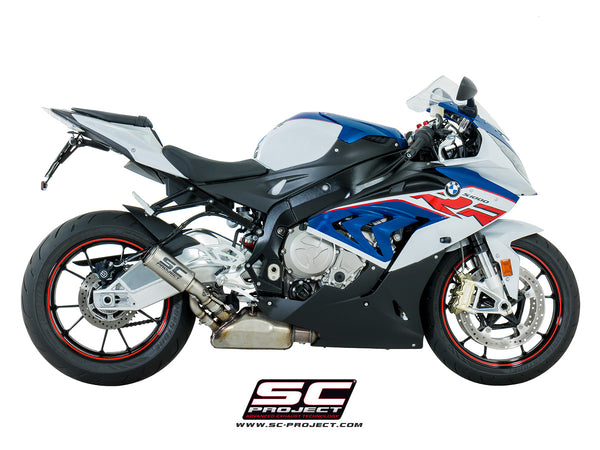 SC Project CR-T Slip-On Exhaust for BMW S1000RR