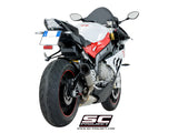 SC Project S1 Slip-On Exhaust for BMW S1000RR