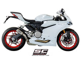 SC Project CR-T Slip-On Exhaust for Ducati Panigale 959