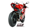 SC Project S1 Full Exhaust for Ducati Panigale V4S