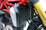 Evotech Performance Radiator and Engine Guard Set for Ducati Monster 821
