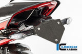 ILMBERGER NUMBER PLATE HOLDER SHORT (GLOSS) FOR DUCATI PANIGALE V4/V4S