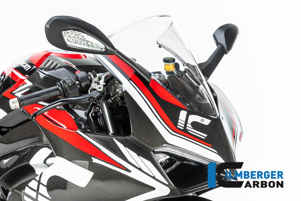 ILMBERGER FRONT FAIRING (GLOSS) FOR DUCATI PANIGALE V4/V4S