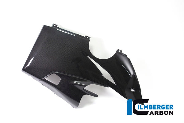 ILMBERGER LEFT BOTTOM SIDE PANEL (GLOSS) FOR DUCATI PANIGALE V4/V4S