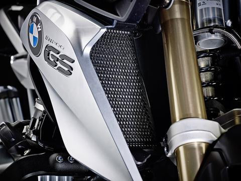 Evotech Performance Radiator Guard for BMW R 1200 GS Adventure