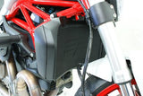 EVOTECH PERFORMANCE DUCATI MONSTER 821 RADIATOR GUARD