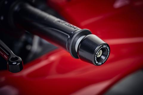 Evotech Performance Handle Bar Ends for Ducati Panigale V4
