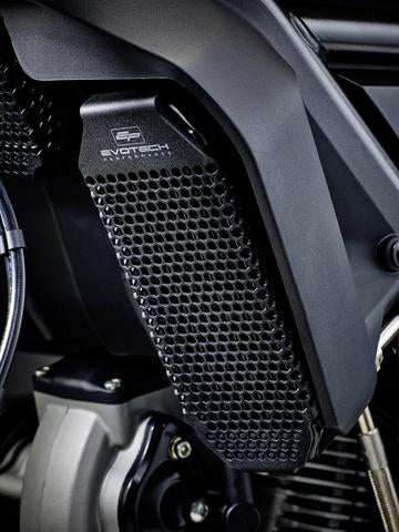 Evotech Performance Oil Cooler Guard for Ducati Scrambler Cafe Racer