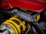 Evotech Performance Footrest Blanking Plate for Ducati SuperSport