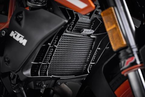Evotech Performance Radiator Guard for KTM Duke 250
