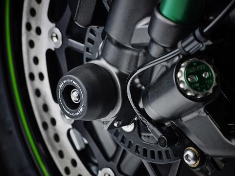 Evotech Performance Front Fork Protector for Kawasaki ZX-6R