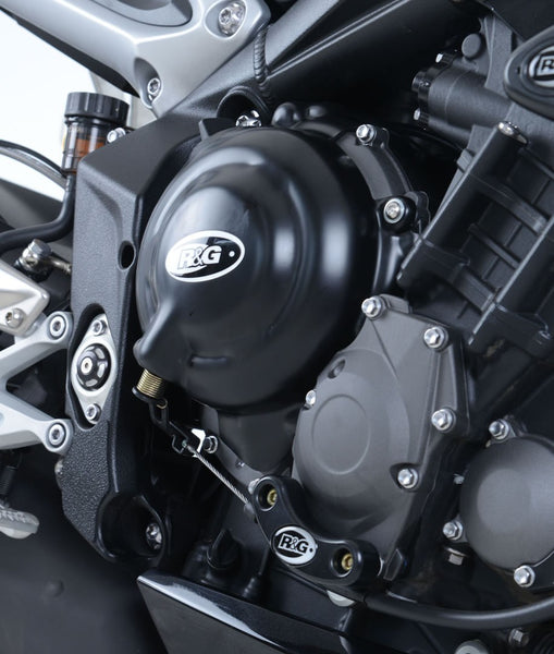 R&G Right Engine Case Cover for Triumph Street Triple RS