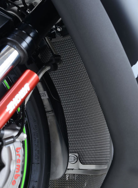 R&G Radiator Guard for Kawasaki ZX-10R