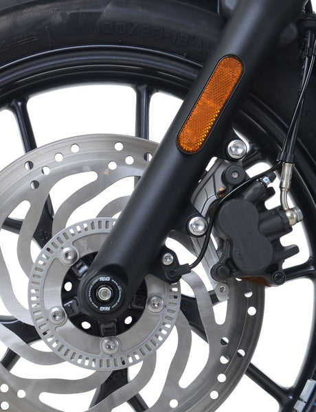 R&G Front Fork Protector for Triumph Street Twin