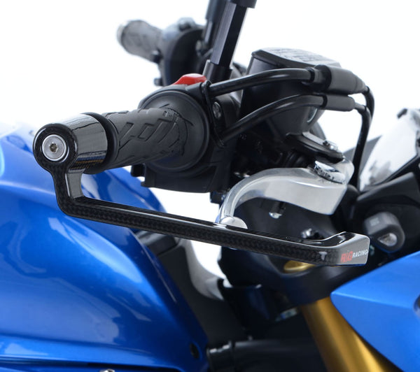 R&G Carbon Fibre Lever Guard for Triumph Street Triple RS