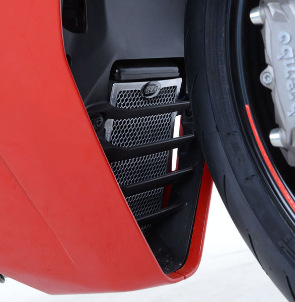 R&G Oil Cooler Guard for Ducati SuperSport