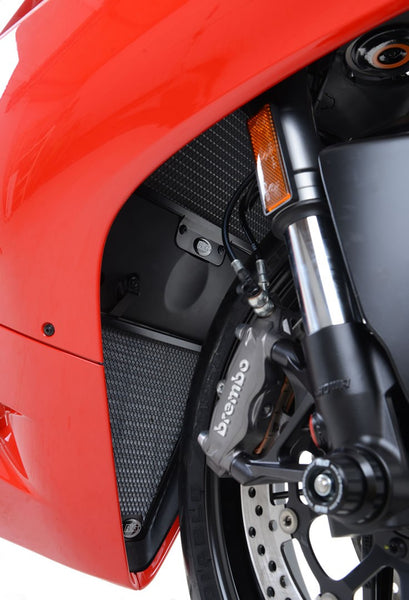 R&G Radiator Guard for Ducati Panigale 959