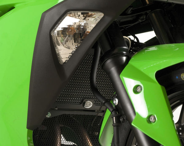 R&G Radiator Guard for Kawasaki Ninja 300
