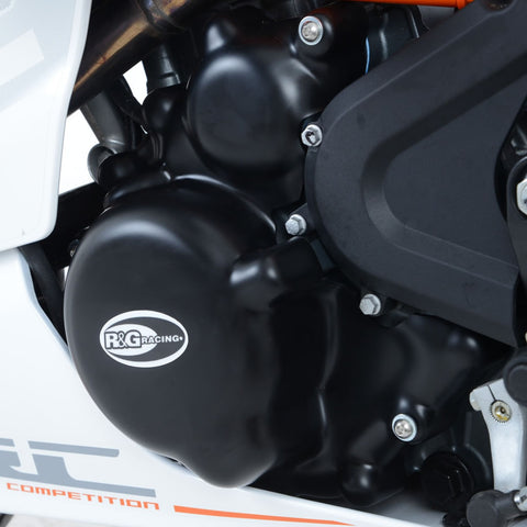 R&G Engine Case Cover Kit for KTM Duke 250