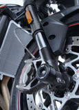 R&G Front Fork Protector for Triumph Street Triple RS