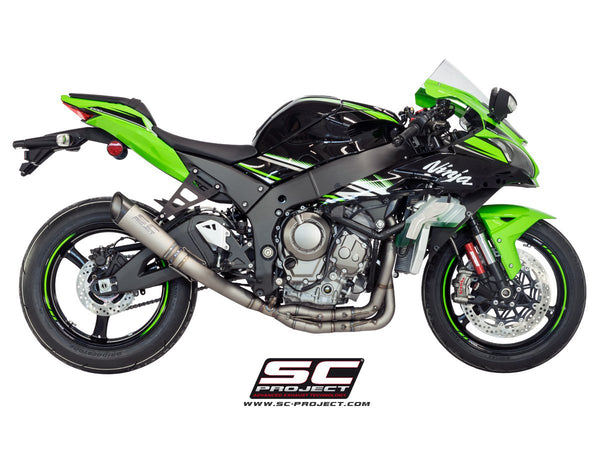 SC Project S1 Full Exhaust System for Kawasaki ZX-10RR