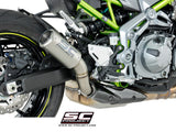 SC Project CR-T Slip-On Exhaust for Kawasaki Z900