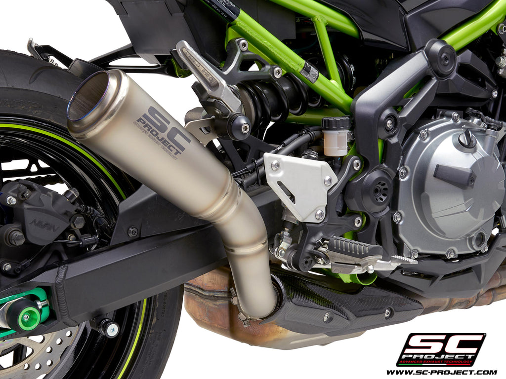 Buy SC Project S1-GP Slip-On Exhaust for Kawasaki Z900